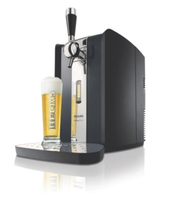 Philips HD3620/20 Perfect Draft Bierzapfanlage / schwarz - 1