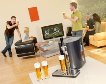 Philips HD3620/20 Perfect Draft Bierzapfanlage / schwarz - 9