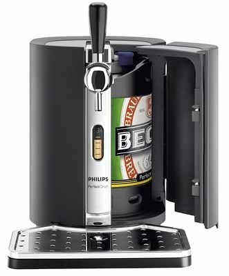 Philips HD 3600 Perfect Draft Bierzapfanlage -